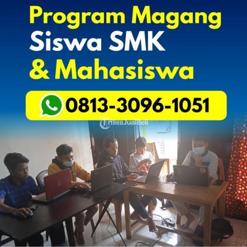 Magang Mahasiswa Informatika - Malang