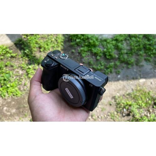 Kamera Mirrorless Sony a6500 BO Fullset Nominus Bekas Like New - Jogja