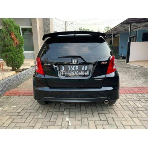 Mobil Honda Jazz RS 2010 Bekas Terawat Pajak Panjang Harga Nego - Jakarta