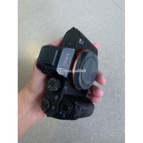Kamera Sony A7II Bekas Fullset Kondisi Normal Mulus No Jamur - Blora