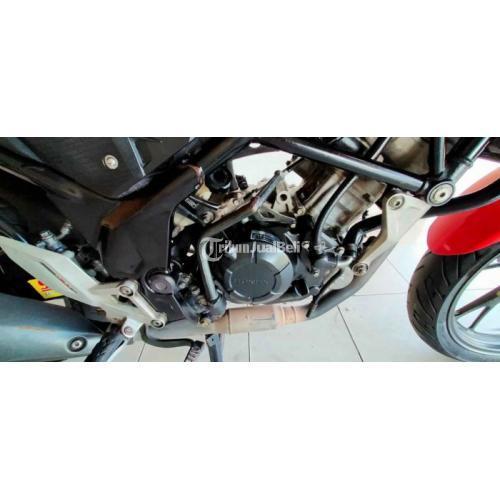 Motor Honda CBR 150 R 2016 Bekas Mesn Halus Full Orisinil - Sidoarjo