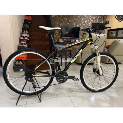 Sepeda MTB Polygon Cozmic 3X9 Speed Bekas Normal Minus Pemakaian - Tangerang Selatan