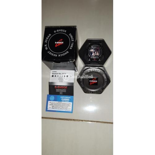 Jam Tangan G-Shock GD 400 Original Fullset Bekas Like New - Sukabumi