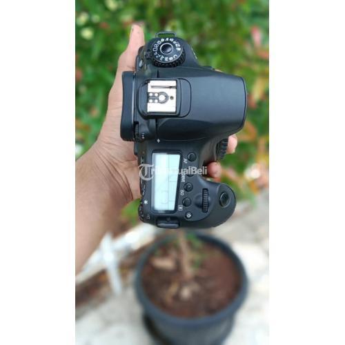 Kamaera DSLR Canon 60D BO SC Rendah Bekas Normal Harga Nego - Bogor