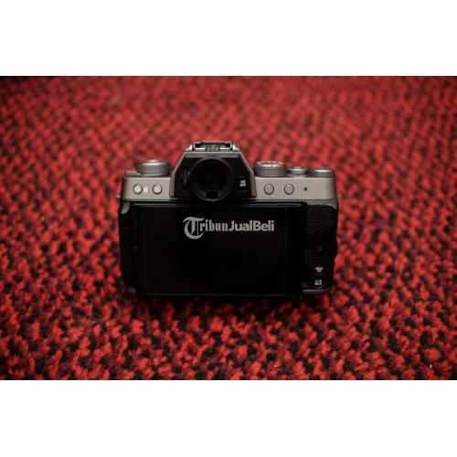 Kamera Mirrorless Fujifilm XT-200 BO Bekas Like New Mulus Nominus - Semarang