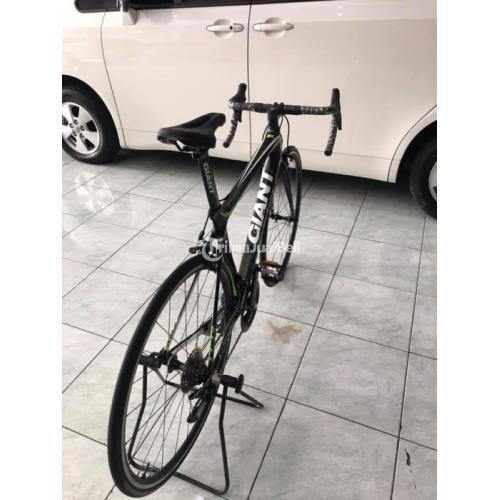 Sepeda Roadbike Giant TCR Advanced SL Size M Bekas Terawat - Surabaya