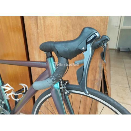 Sepeda Roadbike United Sterling Alloy Size 50 (M) Bekas Mulus Harga Nego - Jakarta