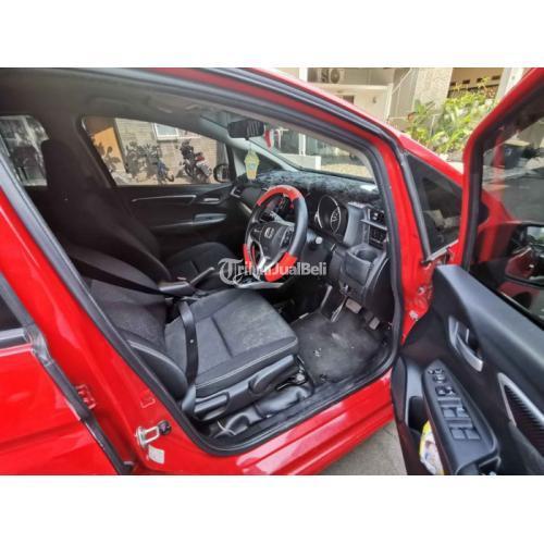 Mobil Honda Jazz RS 2016 Automatic Bekas Pajak Panjang Surat Lengkap - Bekasi