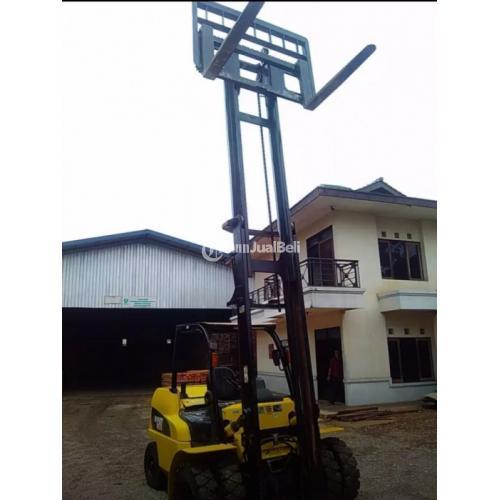 Sewa/ Rental Forklift Senopati, Sudirman, Senayan, Kuningan, Simatupang, SCBD - Jakarta Selatan