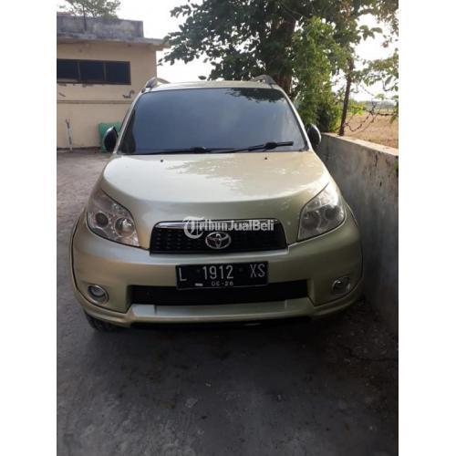 Mobil Toyota Rush 1.5 S Manual 2011 Bekas Full Orisinil Pajak On - Pasuruhan
