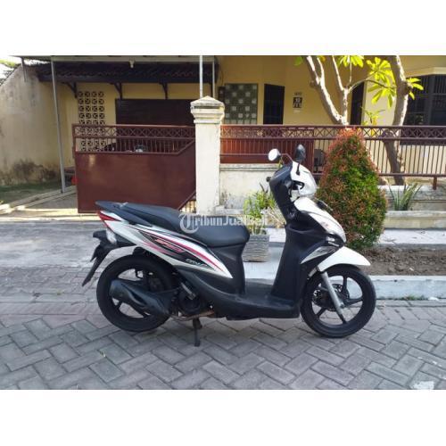 Motor Honda Spacy 2011 Bekas Kelistrikan Normal Body Terawat - Surabaya