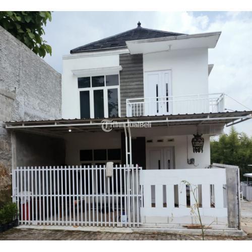 Dijual Rumah Minimalis Luas 60/67 Second Siap Huni Akses Jalan Lebar - Semarang