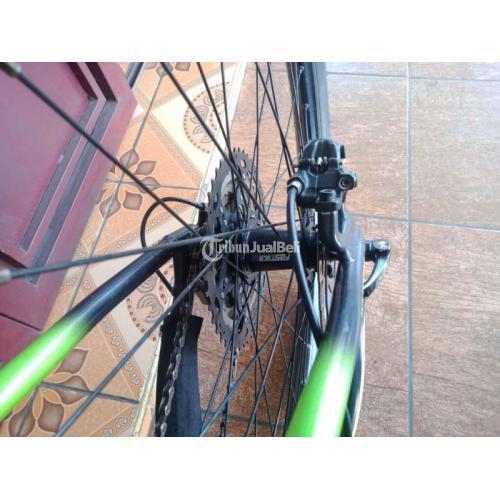Sepeda MTB Thrill Ravage 3.0 Size M Bekas Kondisi Normal Minus Pemakaian - Majalengka