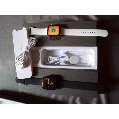 Smart Watch FK99 Plus Diameter 44mm Bekas Waterproof Normal - Makassar