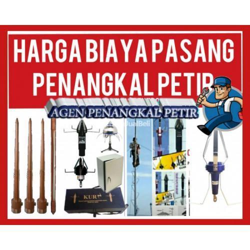 Toko Agen Lengkap Panangkal Petir I Jasa Pasang Anti Petir Makasar, Matraman - Jakarta Timur