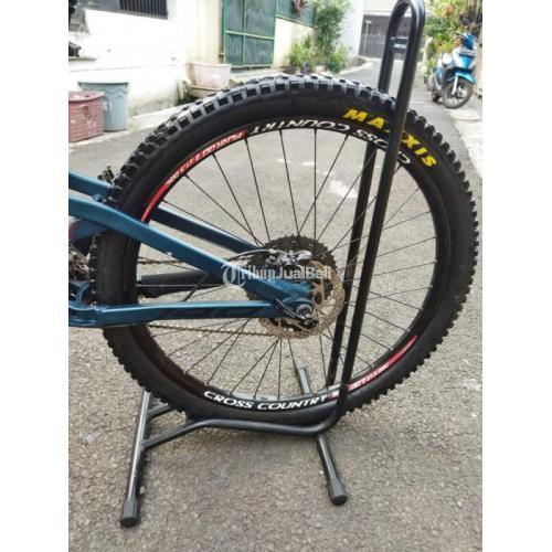 Sepeda MTB Fullsus Thrill Ricochet T 140 Bekas Baik Normal Harga Nego - Tangerang