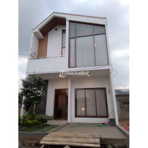 Dijual Rumah 2 Lantai Free Biaya Surat2 Lokasi Strategis Bebas Banjir - Bekasi