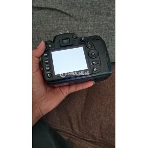 Kamera DSLR Nikon d7000 SC 9rban Bekas Normal Bersih Harga Nego - Bogor