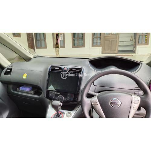 Mobil Nissan Serena 2016 Matic Bekas Terawat Surat Lengkap Pajak Panjang - Bekasi