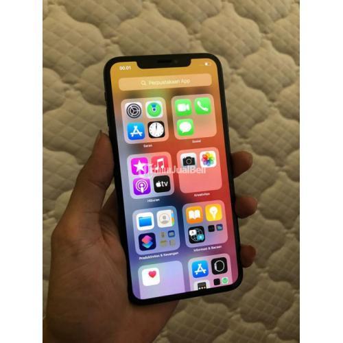 HP Apple iPhone 11 Pro Max 256GB Bekas Inter Fullset Nominus - Serang