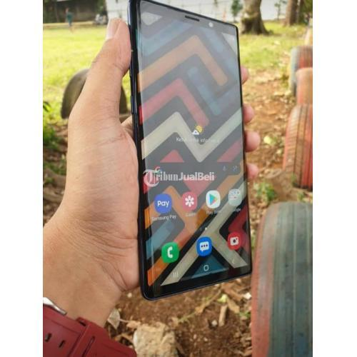 HP Samsung Note 9 SEIN 6/128GB Bekas Mulus Like New Normal - Depok
