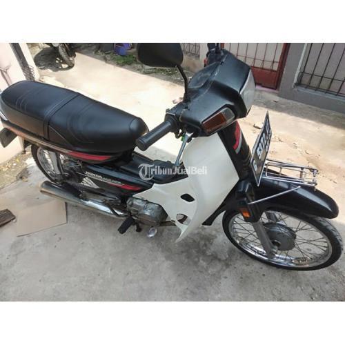 Motor Honda Astrea c100 1992 Terawat Bodi Orisinil Mesin Oke - Depok
