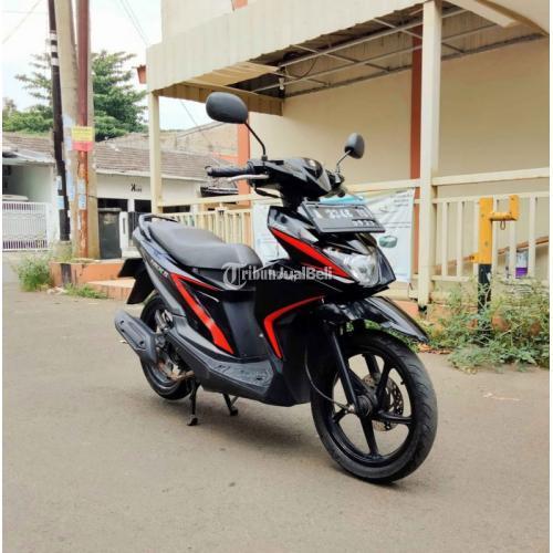 Motor Suzuki Nex II 2018 Bekas Mulus Surat Lengkap Harga Nego - Tangerang