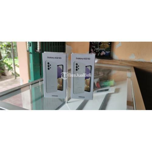 HP Samsung A32 5G RAM 8/128GB Fullset Baru Bergaransi Resmi - Sleman