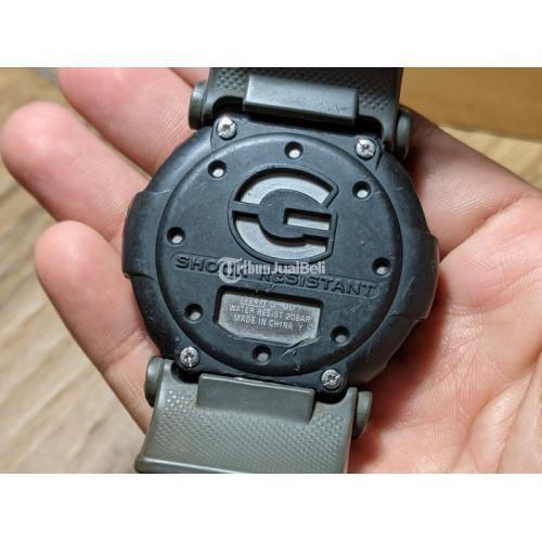 Jam Tangan Gshock G-001 aka Jason Bekas Batangan Normal Harga Nego - Jakarta
