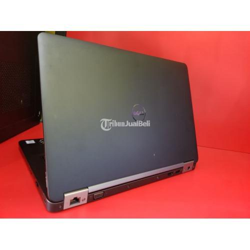 Laptop Dell Latitude E5270 RAM 8GB Fungsi Normal Bekas Bergaransi - Sleman