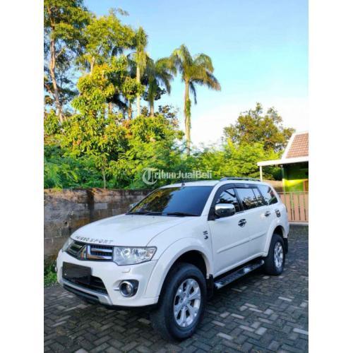 Mobil Mitshubishi Pajero Sport Dakar  2013 Putih Bekas Full Orisinil - Semarang