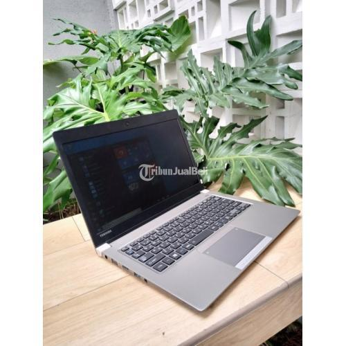Laptop Slim Toshiba Dynabook R63 Intel Core i5 RAM 8GB Bekas - Semarang