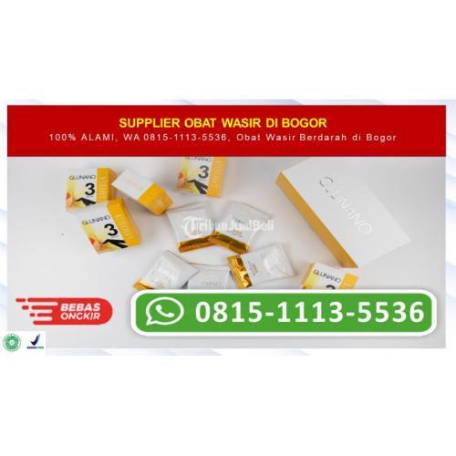 AKHIRNYA SEMBUH, WA 0815-1113-5536, Obat Alami Wasir di Bogor