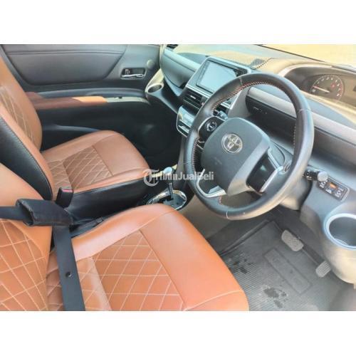 Mobil Toyota Sienta V 2016 Bekas Mulus Ori KM Rendah Surat Lengkap - Sidoarjo