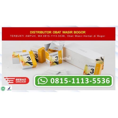 JELAS BERKHASIAT, WA 0815-1113-5536, Obat Ambeien di Bogor