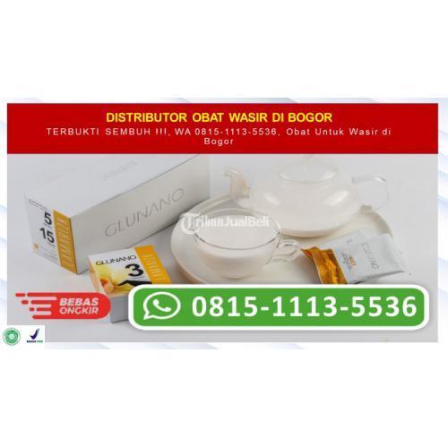 Obat Ambeien Tanpa Efek Samping - Bogor