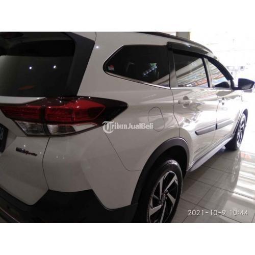 Mobil Toyota Rush TRD AT 2018 Putih Bekas Terawat Bisa Tukar Tambah - Bandung