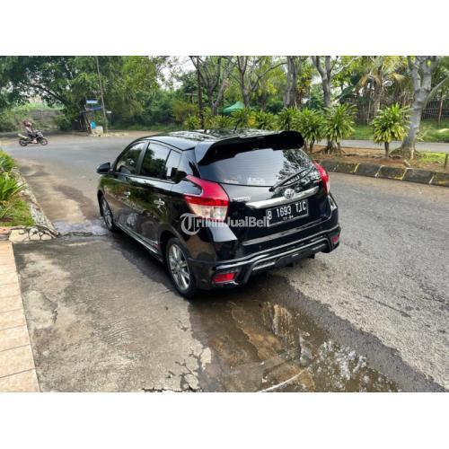 Mobil Toyota Yaris tahun 2014 Bekas Pajak On Surat Lengkap - Jakarta Timur