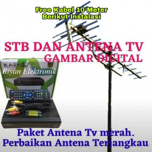 Toko Buka Cabang Pemasangan Antena TV di Cipocok Jaya - Serang