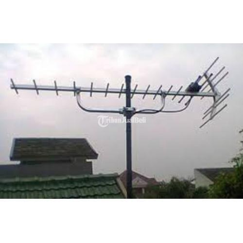 Pasang baru antena tv pondok kelapa - Jakarta Timur