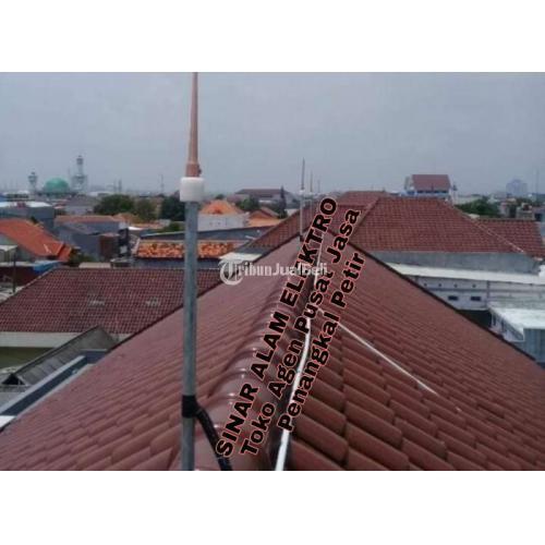 Melayani pemasangan penangkal petir di Bogor Utara - Bogor