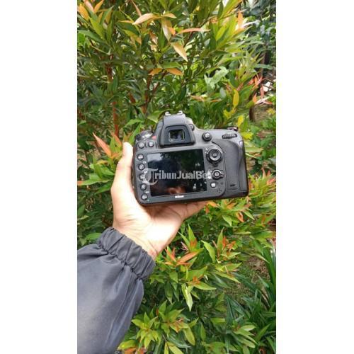 Kamera DSLR Nikon D600 SC Rendah Bekas Normal Harga Nego - Bogor