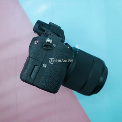 Kamera Mirrorless Sony A7 Mark 2 II Kit 28-70MM Bekas Mulus Normal - Depok