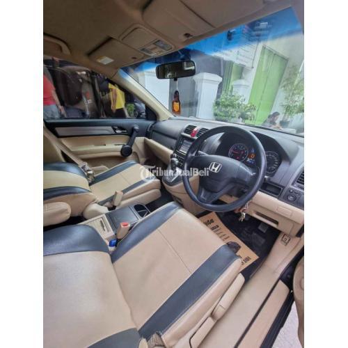 Mobil Honda CR-V 2.0 Matic 2010 Bekas Surat Lengkap Pajak On - Jakarta Pusat