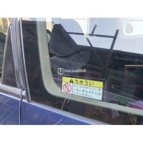Mobil Honda Stream 1.7 at 2002 Bekas Full Original Siap Pakai No PR - Bandung