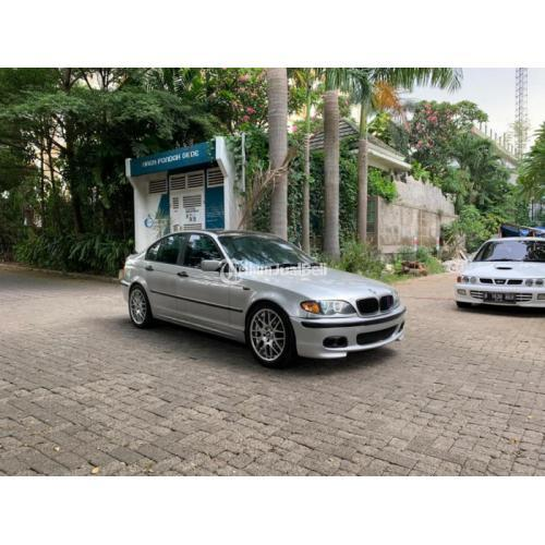 Mobil BMW Series E46 318i 2002 Bekas Terawat Mulus Pajak On - Bekasi