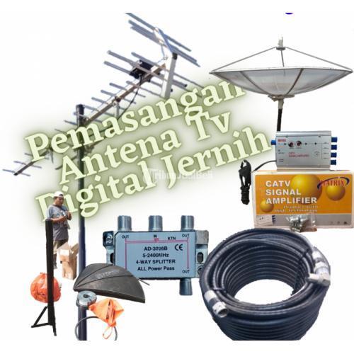 Gardu 0904 Penangkal Petir // Ahli Jasa Pasang Antena Tv Kranji - Bekasi