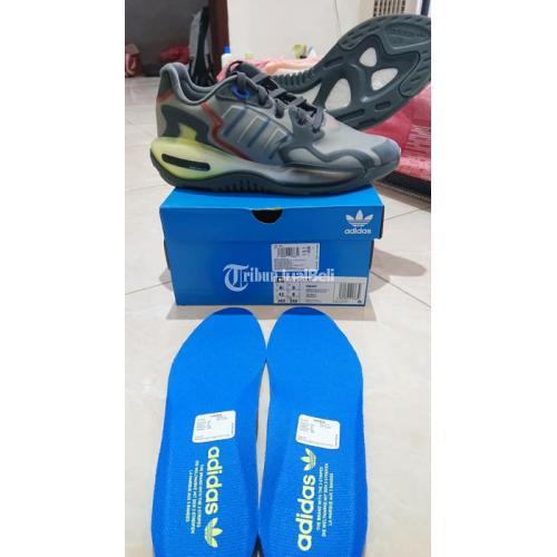 Sepatu Sneakers Adidas ZX Alkyne Boost New BNIB Original Size 42 BNIB - Surabaya