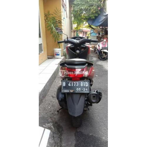 Motor Yamaha NMax Non ABS ISS 155 2019 Bekas Surat Lengkap Harga Nego - Jakarta