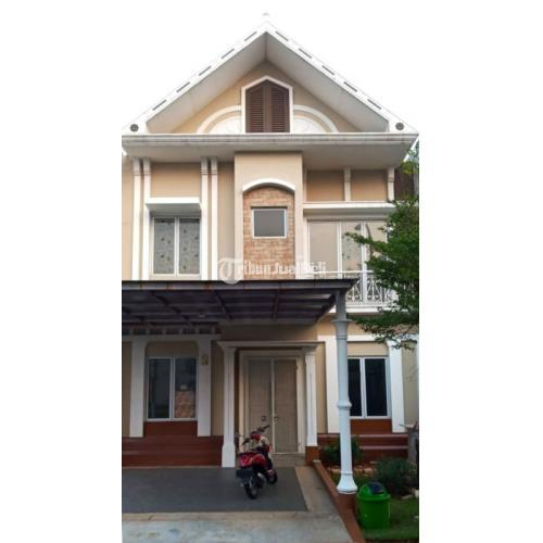 Dijual Rumah Siap Huni Cluster South Thames Perumahan Jakarta Garden City - Jakarta Timur